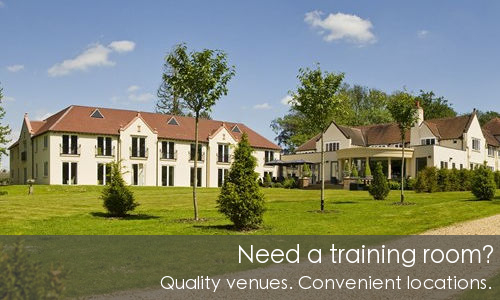 If you need a training room, we can arrange quality training venues in convenient locations.